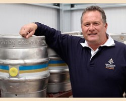 Chris Cocking - Brewery Sales Director
